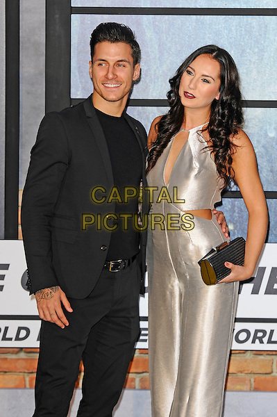 LONDON, ENGLAND - SEPTEMBER 20: Gorka Marquez attending 'The Girl On The Train' World Premiere at Odeon Cinema, Leicester Square on September 20, 2016 in London, England.<br /> CAP/MAR<br /> &copy;MAR/Capital Pictures