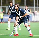 AMSTELVEEN - Diego Arana (Pinoke). Hoofdklasse competitie heren. Pinoke-SCHC (0-1) . COPYRIGHT  KOEN SUYK
