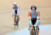 at the 2014 Oceania Track Championships, Sit Zero Fees Velodrome, Invercargill, New Zealand, Friday, November 22, 2013. Photo: Dianne Manson / NINZ