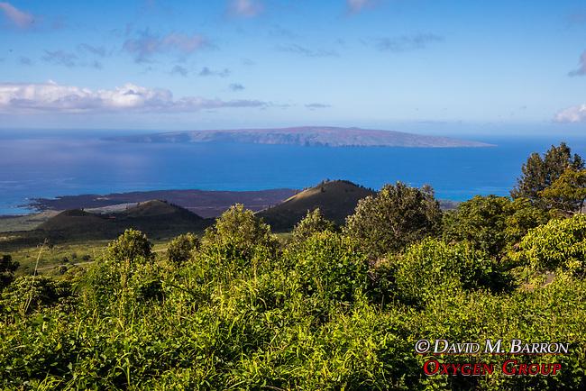 View Of Kaho'olawe Island Reserve