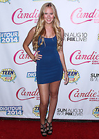 BEVERLY HILLS, CA, USA - AUGUST 09: Danika Yarosh at the DigiTour and Candie's Official Teen Choice Awards 2014 Pre-Party held at The Gibson Showroom on August 9, 2014 in Beverly Hills, California, United States. (Photo by Xavier Collin/Celebrity Monitor)