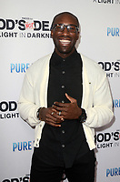 "LOS ANGELES - FEB 20:  Segun Oduolowu at the ""God's Not Dead:  A Light in Darkness"" Premiere at the Egyptian Theater on February 20, 2018 in Los Angeles, CA"