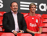 040707 Fernando Torres signs for Liverpool