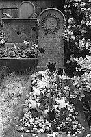 The beautifully tended grave of Alexandre Louise Emile and family at The Père Lachaise Cemetery, Paris