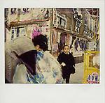 USA, New York City, 1989.Photo by Felix Kalkman
