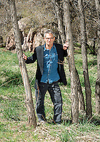 "Jon Krakauer, the writer known for adventure nonfiction narratives such as ""Into Thin Air"" and ""Into the Wild,"" in Boulder, Colorado, Monday, April 13, 2015. Krakauer examines ""the national plague of campus rape"" in his new work, ""Missoula."" The book, out April 21, looks at sexual assault in the past five years at the University of Montana. Doubleday plans an initial print run of 500,000 for ""Missoula"" and Amazon has made it a top pick for April.<br /> <br /> Photo by Matt Nager"