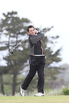 Gary O'Flaherty (cork) on the 11th Tee, Day 2 at the East of Ireland Amateur Open Championship 2011 in Co.Louth Golf Club....(Photo credit should read Jenny Matthews www.newsfile.ie)....This Picture has been sent you under the conditions enclosed by:.Newsfile Ltd..The Studio,.Millmount Abbey,.Drogheda,.Co Meath..Ireland..Tel: +353(0)41-9871240.Fax: +353(0)41-9871260.GSM: +353(0)86-2500958.email: pictures@newsfile.ie.www.newsfile.ie.