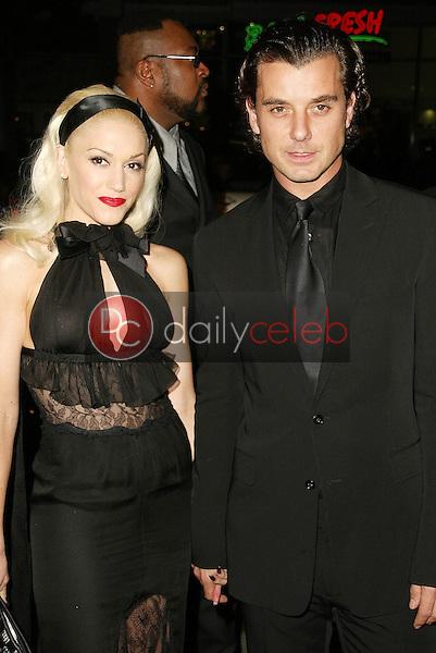 Gwen Stafani and Gavin Rossdale