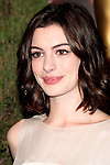 US actress Anne Hathaway attends the Academy Awards nominee luncheon in Beverly Hills, California, USA, 02 February 2009. The 81st Academy Awards telecast is scheduled to air on 22 February 2009. .