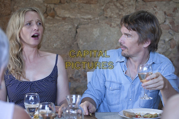JULIE DELPY, ETHAN HAWKE<br /> in Before Midnight (2013) <br /> *Filmstill - Editorial Use Only*<br /> CAP/FB<br /> Supplied by Capital Pictures