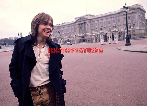 David Cassidy 1975..© Chris Walter..