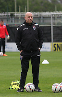 Ross County Assistant Manager Neale Cooper before the St Mirren v Ross County Scottish Professional Football League Premiership match played at St Mirren Park, Paisley on 3.5.14.