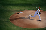 Yu Darvish (Rangers),<br /> AUGUST 1, 2013 - MLB :<br /> Yu Darvish of the Texas Rangers pitches during the Major League Baseball game against the Arizona Diamondbacks at Rangers Ballpark in Arlington in Arlington, Texas, United States. (Photo by AFLO)