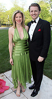 ***FILE PHOTO*** Marin Mazzie Has Passed Away at The Age Of 57<br /> Marin Mazzie &amp; Jason Danieley attending the Signature Theatre Stephen Sondheim Award Gala honoring Angela Lansbury at the Embassy of Italy in Washington, D.C. April 12, 2010 <br /> CAP/MPI/WMB<br /> &copy;WMB/MPI/Capital Pictures