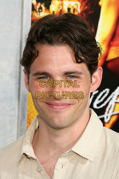 "JAMES MARSDEN.Los Angeles Premiere of ""Step Up"" at ArcLight Cinemas, Hollywood, California, USA..August 7th, 2006.Photo: Byron Purvis/AdMedia/Capital Pictures.Ref: ADM/BP.headshot portrait.www.capitalpictures.com.sales@capitalpictures.com.©Byron Purvis/AdMedia/Capital Pictures."