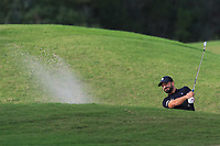 Francesco Laporta (ITA) on the 9th during Round 1 of the Challenge Tour Grand Final 2019 at Club de Golf Alcanada, Port d'Alcúdia, Mallorca, Spain on Thursday 7th November 2019.<br /> Picture:  Thos Caffrey / Golffile<br /> <br /> All photo usage must carry mandatory copyright credit (© Golffile | Thos Caffrey)