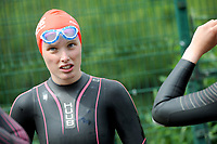 20180501 - DOORNIK , BELGIUM : Triathlete Team Tribe pictured during The Belgian Championship Team Triathlon Man and Women , a Team Triathlon in Doornik , Tuesday 1 st May 2018 , PHOTO SPORTPIX.BE | STIJN AUDOOREN