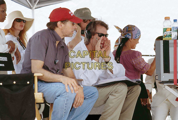 JERRY BRUCKHEIMER & MICHAEL BAY.in Bad Boys II.Filmstill - Editorial Use Only.Ref: FB.sales@capitalpictures.com.www.capitalpictures.com.Supplied by Capital Pictures.