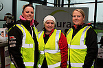 Lorraine Lennon, Edel Keogh and Ruth McArdle at the Operation Transformation National Walk...Photo NEWSFILE/Jenny Matthews..(Photo credit should read Jenny Matthews/NEWSFILE)
