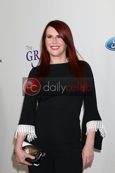 Megan Mullally<br /> at the 42nd Annual Gracie Awards, Beverly Wilshire Hotel, Beverly Hills, CA 05-22-18<br /> David Edwards/DailyCeleb.com 818-249-4998