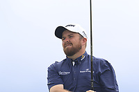 Shane Lowry (IRL) tees off the 7th tee during Saturday's Round 3 of the 117th U.S. Open Championship 2017 held at Erin Hills, Erin, Wisconsin, USA. 17th June 2017.<br /> Picture: Eoin Clarke | Golffile<br /> <br /> <br /> All photos usage must carry mandatory copyright credit (&copy; Golffile | Eoin Clarke)