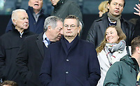 Ex-DFB Präsident Reinhard Grindel auf der Tribüne - 19.11.2019: Deutschland vs. Nordirland, Commerzbank Arena Frankfurt, EM-Qualifikation DISCLAIMER: DFB regulations prohibit any use of photographs as image sequences and/or quasi-video.