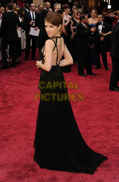 HOLLYWOOD, CA- MARCH 02: Actress Anna Kendrick attends the 86th Annual Academy Awards held at Hollywood &amp; Highland Center on March 2, 2014 in Hollywood, California.<br /> CAP/ROT/TM<br /> &copy;Tony Michaels/Roth Stock/Capital Pictures