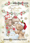 John, CHRISTMAS ANIMALS, WEIHNACHTEN TIERE, NAVIDAD ANIMALES, paintings+++++,GBHSSXC50-1262B,#XA#