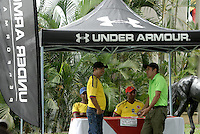 CALI - COLOMBIA, 17-06-2016: 1er Torneo Invitacional de Golf Marriott Cali, Under Armour, Avianca, realizado en el Club Campestre de Cali. / 1st Invitational Golf Tournament Marriott Cali, Under Armour, Avianca, held at Club Campestre de Cali. Photo: VizzorImage/ Gabriel Aponte / Staff