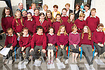 SCOIL CHOIR: Teachers and students of Scoil Naomh Eric, Kilmoyley at the Mass and Blessing of their school by Fr Liam Lovell and Fr Donnacadh Leahy on Tuesday morning pictured Frank Doyle, Eilin Loibhead, Rosemary Lawlor, Kathleen Marshall, Ann Lawlor, Mary Ann Doyle, Shauna Crowe, Chloe Kennedy, Mary O'Sullivan, Emily McCarthy, Phil Flaherty, Clodagh Walsh, Eilish Harrington, Kaycee Keane, Marianne Nolan, Jessica Fitzell, Louise Ryan, Clare Breen, Alanna Maunsell, Katlyn Casey, Debbie O'Sullivan, Rachel O'Mahony, Christina Roche, Aisling Leen, Racheal Breen, Fiachra King and Shane Monahan.   Copyright Kerry's Eye 2008