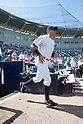 Alex Rodriguez (Yankees),<br /> MARCH 4, 2015 - MLB : Alex Rodriguez of the New York Yankees takes the field for a spring training baseball game against the Philadelphia Phillies at George M. Steinbrenner Field in Tampa, Florida, United States.<br /> (Photo by Thomas Anderson/AFLO) (JAPANESE NEWSPAPER OUT)