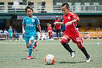 U-09 Cup Final - 傑志 Kitchee v AIFA  during the Juniors tournament of the HKFC Citi Soccer Sevens on 22 May 2016 in the Hong Kong Footbal Club, Hong Kong, China. Photo by Lim Weixiang / Power Sport Images