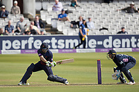 Jake Lehmann of Lancashire CCC holes out to mid wicket during Middlesex vs Lancashire, Royal London One-Day Cup Cricket at Lord's Cricket Ground on 10th May 2019