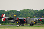 The Collings Foundation's Wings of Freedom Tour 2016 brought flying examples of historic World War II aircraft including the B-17, B-24, B-25 and P-51 to appreciative crowds in airports and airfields throughout the United States.