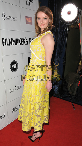 Dakota Blue Richards at the Raindance Independent Filmmaker's Ball, Cafe de Paris, Coventry Street, London, England, UK, on Wednesday 26 April 2017.<br /> CAP/CAN<br /> &copy;CAN/Capital Pictures
