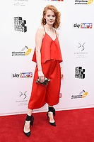 Emily Beecham<br /> at the South Bank Sky Arts Awards 2017, Savoy Hotel, London. <br /> <br /> <br /> ©Ash Knotek  D3288  09/07/2017