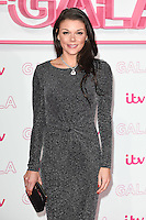 LONDON, UK. November 24, 2016: Faye Brookes at the 2016 ITV Gala at the London Palladium Theatre, London.<br /> Picture: Steve Vas/Featureflash/SilverHub 0208 004 5359/ 07711 972644 Editors@silverhubmedia.com