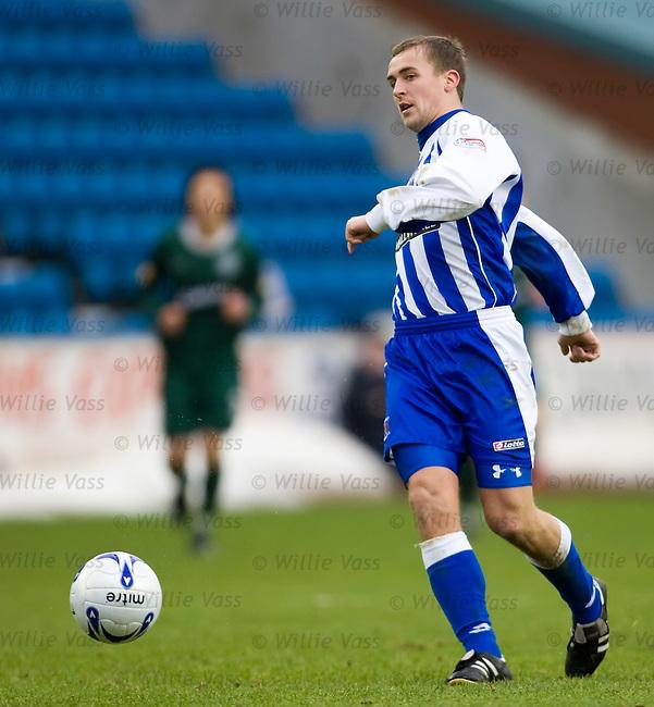James Fowler, Kilmarnock