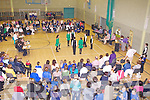 Hundreds show up to support their Ceili? dancers in the Set Dancing at Causeway Comprehensive School on Friday evening De aHoine 27U? 2011...