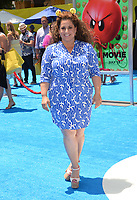 Marissa Jaret Winokur at the world premiere for &quot;The Emoji Movie&quot; at the Regency Village Theatre, Westwood. Los Angeles, USA 23 July  2017<br /> Picture: Paul Smith/Featureflash/SilverHub 0208 004 5359 sales@silverhubmedia.com