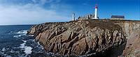 Europe/France/Bretagne/29/Finistère/Pointe Saint Mathieu: Les phares