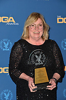 LOS ANGELES, CA. February 02, 2019: Kathleen McGill at the 71st Annual Directors Guild of America Awards at the Ray Dolby Ballroom.<br /> Picture: Paul Smith/Featureflash
