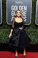 Sarah Jessica Parker arrives at the 75th Annual Golden Globe Awards at the Beverly Hilton in Beverly Hills, CA on Sunday, January 7, 2018.<br /> *Editorial Use Only*<br /> CAP/PLF/HFPA<br /> &copy;HFPA/PLF/Capital Pictures