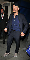 Orlando Bloom at the &quot;Killer Joe&quot; press night departures, Trafalgar Studios, Whitehall, London, England, UK, on Monday 04 June 2018.<br /> CAP/CAN<br /> &copy;CAN/Capital Pictures
