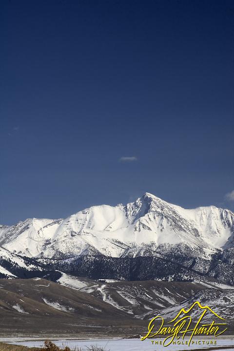 Mt Borah, Mackey, Idaho