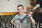Bringing home the silver wear was Ian Sheehy from Abbeyfeale, who won the u15 title in the Banjo and Mandolin in Derry at the All Ireland Fleadh Ceoil