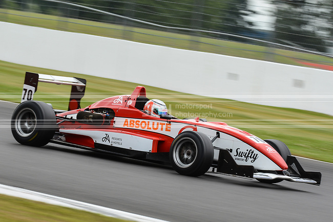 Chris Hodgen - Dallara F304