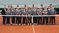 20-08-11, Tennis, Amstelveen, Nationale Tennis Kampioenschappen, NTK, Scheidsrechters