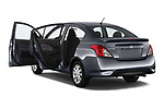 Car images of 2019 Nissan Versa-Sedan SV 4 Door Sedan Doors