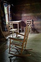 Mountain Farm Museum, Great Smoky Mountains National Park, North Carolina